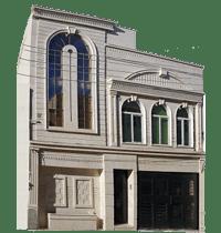 دفتر مرکزی شرکت پیشگامان کی پاد