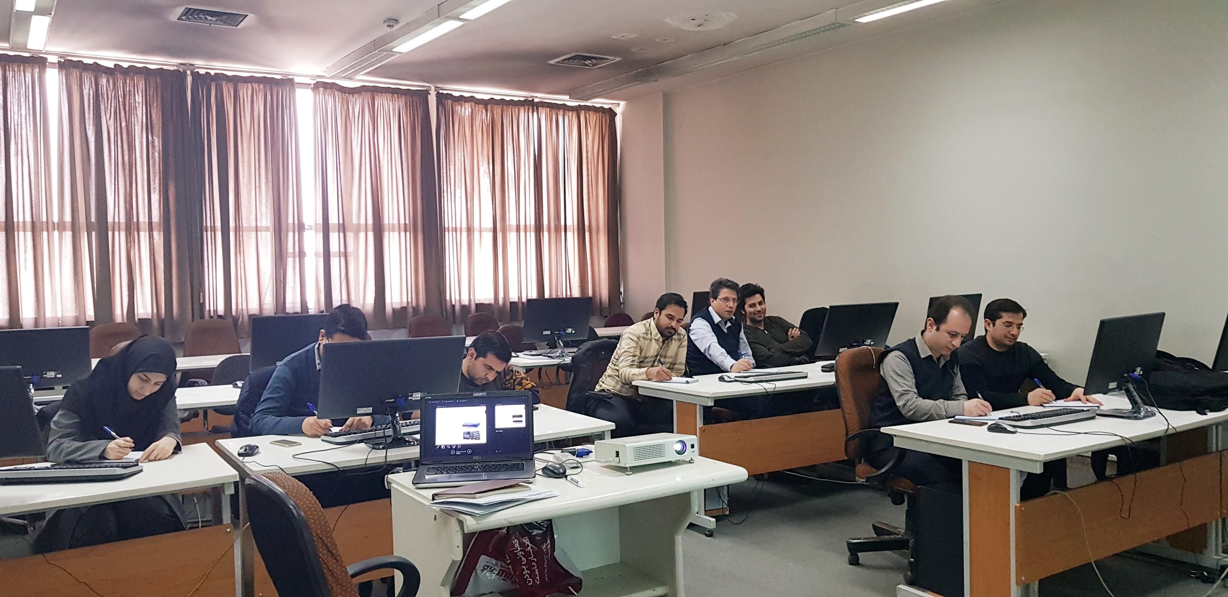 برگزاری دوره +Network در مجتمع آموزش عالی علمی-کاربردی صنعت آب و برق استان خراسان (مشهد)